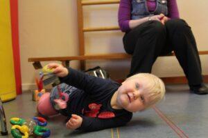fysiotherapie kinderen handicap